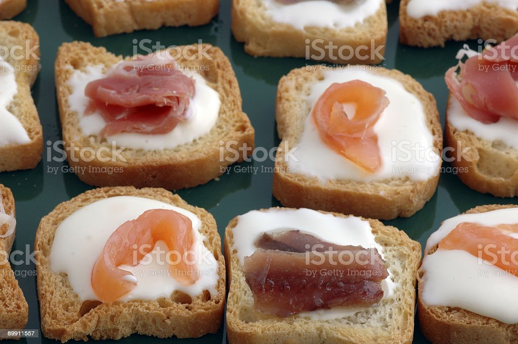 Snacks royalty-free stock photo