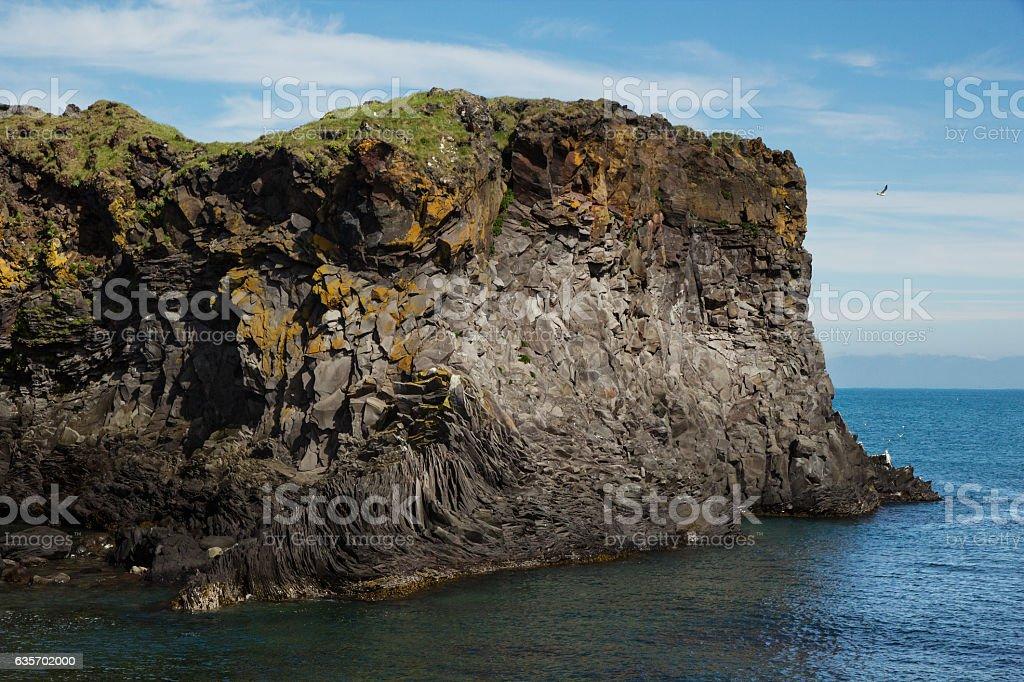 Snaefellsnes Coast, Iceland royalty-free stock photo