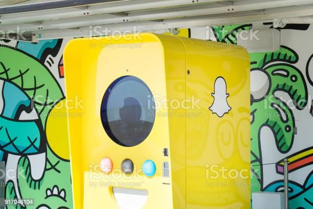 Snapchat spectacles vending machine sells camera glasses that are to picture id917046104?b=1&k=6&m=917046104&s=612x612&h=ggvnrdsbjvdwad5ig c94mpdj2ncllkudn m5ohvtbk=