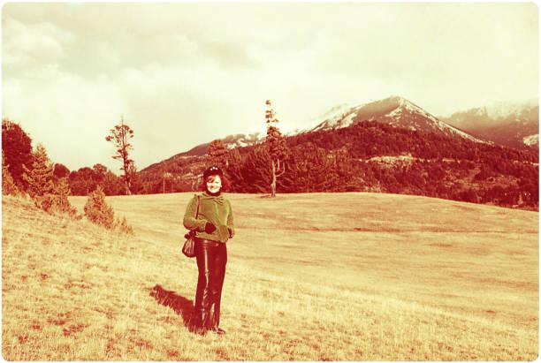 snapshot from a vintage trip - viagens anos 70 imagens e fotografias de stock