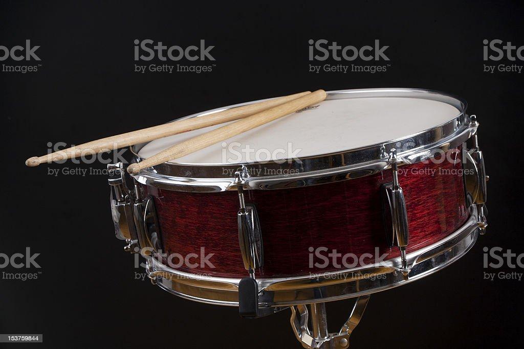 snare drum stock photo