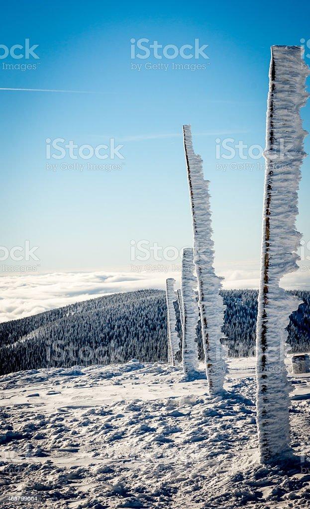 Snieznik stock photo