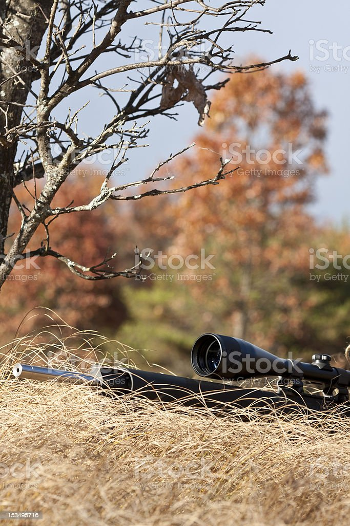 sniper royalty-free stock photo