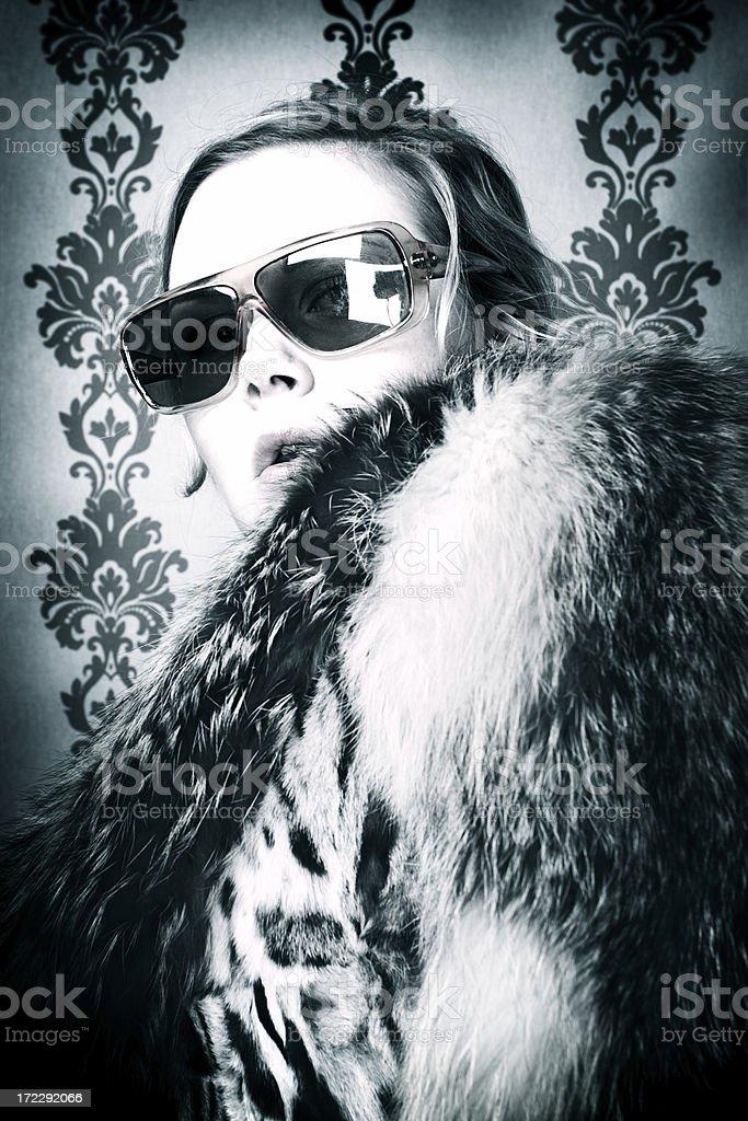 Snob royalty-free stock photo