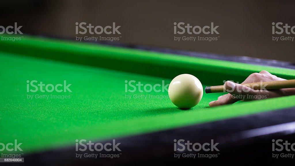 Snooker – Foto