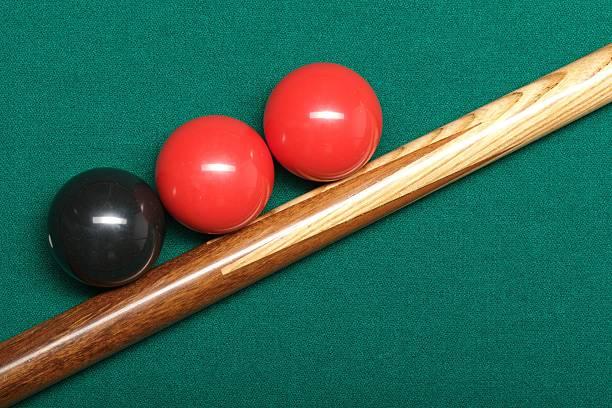 Snooker1 stock photo