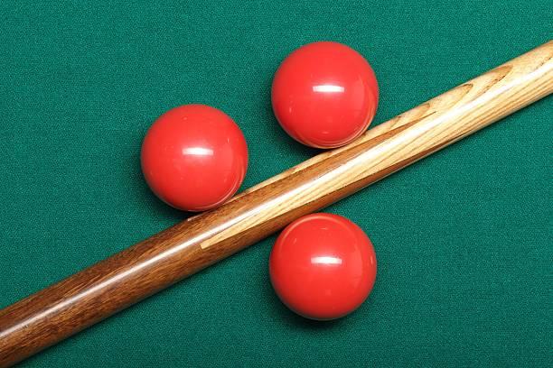 Snooker4 stock photo