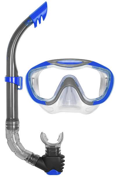스노클로 잠수하다 및 ㅁ마스크 다이빙과 - 스노클 뉴스 사진 이미지