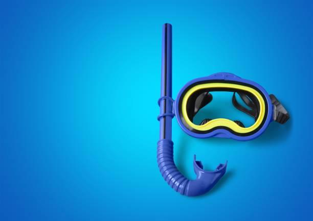 Snorkel. stock photo