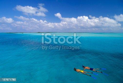 istock Snorkeling Adventure 157671780