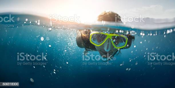 Photo of Snorkeling in the sea