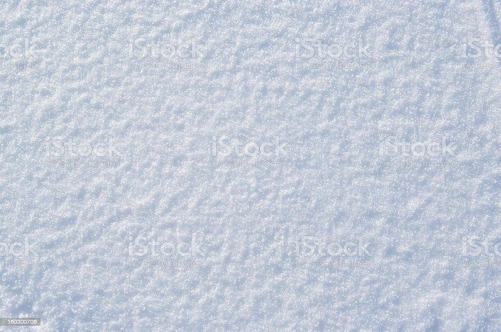 Snow background stock photo