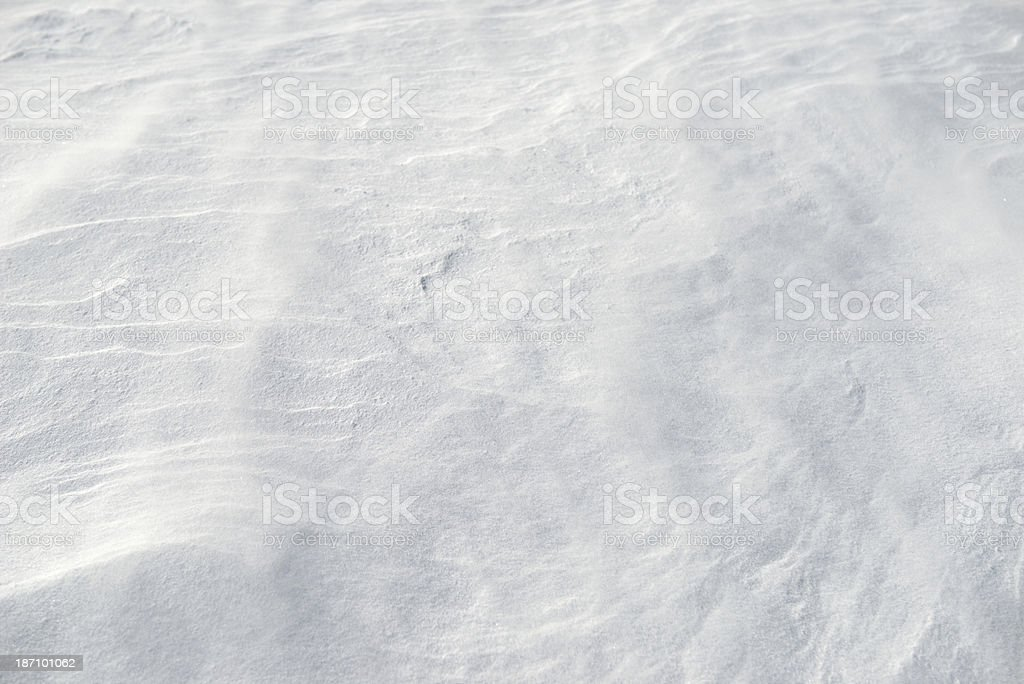 Snow background royalty-free stock photo