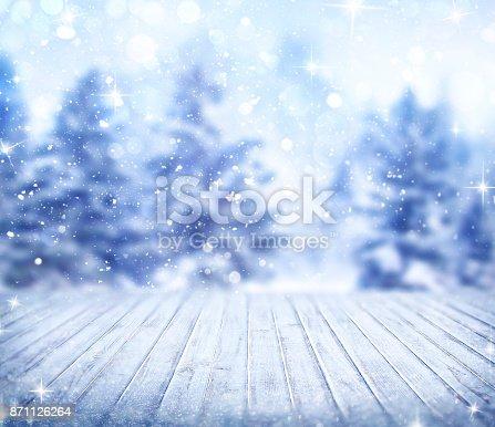 istock snow background 871126264