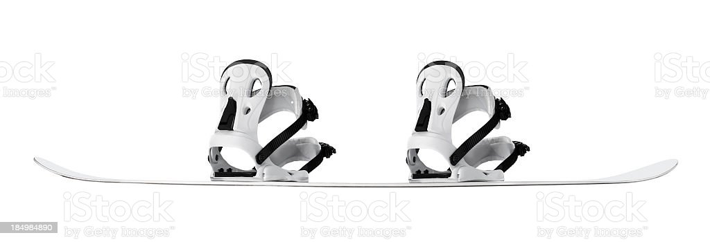 Snow board royalty-free stock photo