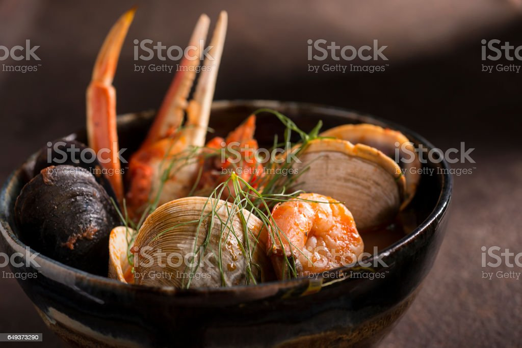 Snow Crab Cioppino – Foto
