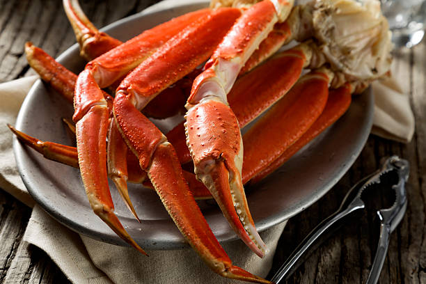 1,844 Snow Crab Stock Photos, Pictures & Royalty-Free Images - iStock