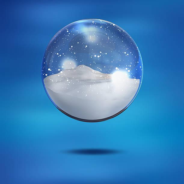 Snow globe – Foto