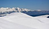 istock snow in the Belluno Dolomites in Italy 1290313484