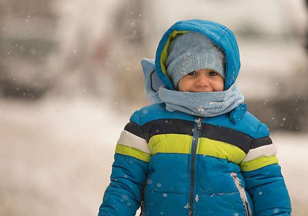 snow kids - 冬天大衣 個照片及圖片檔