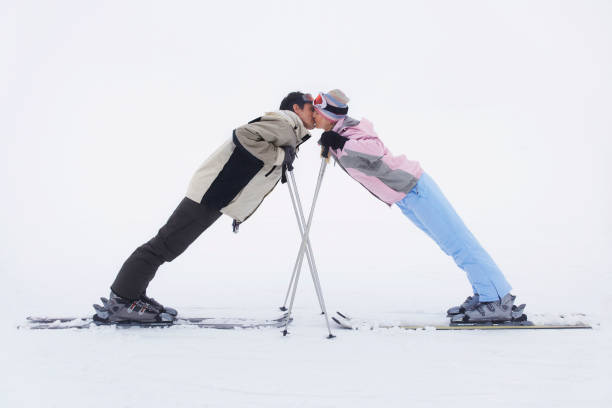 Snow Lifestyle and concepts stock photo