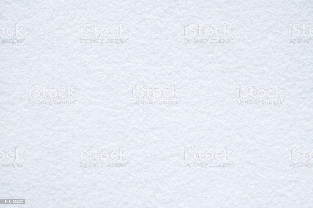 Snow liked white felt texture stock photo