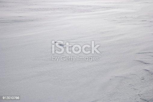 629589448 istock photo Snow on the ground 912010766