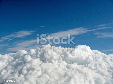 istock snow on the mountain #1 171240532