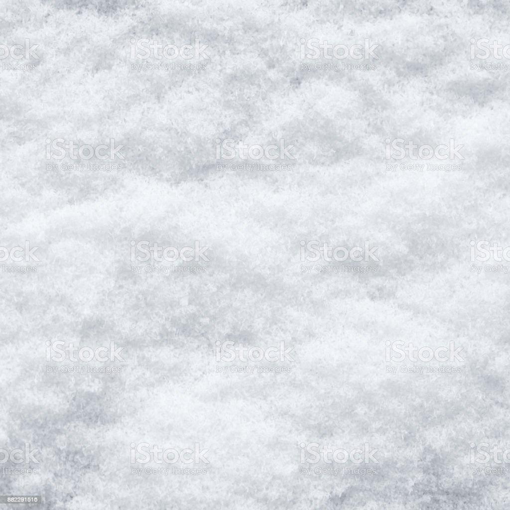 La neige photo libre de droits