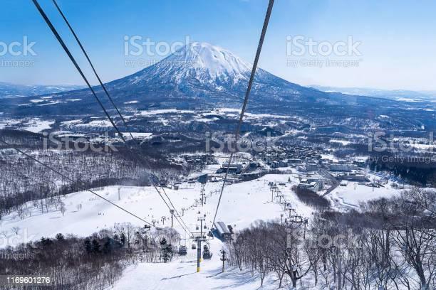 Snow ski activity at mount yotei niseko hokkaido japan picture id1169601276?b=1&k=6&m=1169601276&s=612x612&h=5bewy1afkl6mhzstomchidy01a4mofcfi63mpywdpl4=