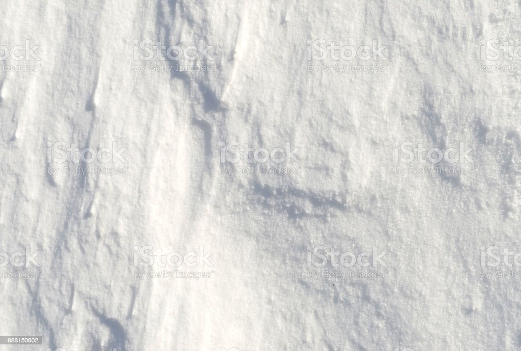 Snow texture or background. stock photo