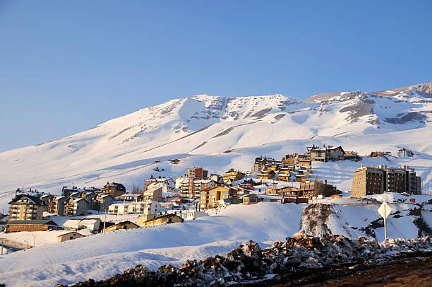 Snow Stadt – Foto