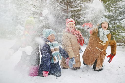 Snowball fun