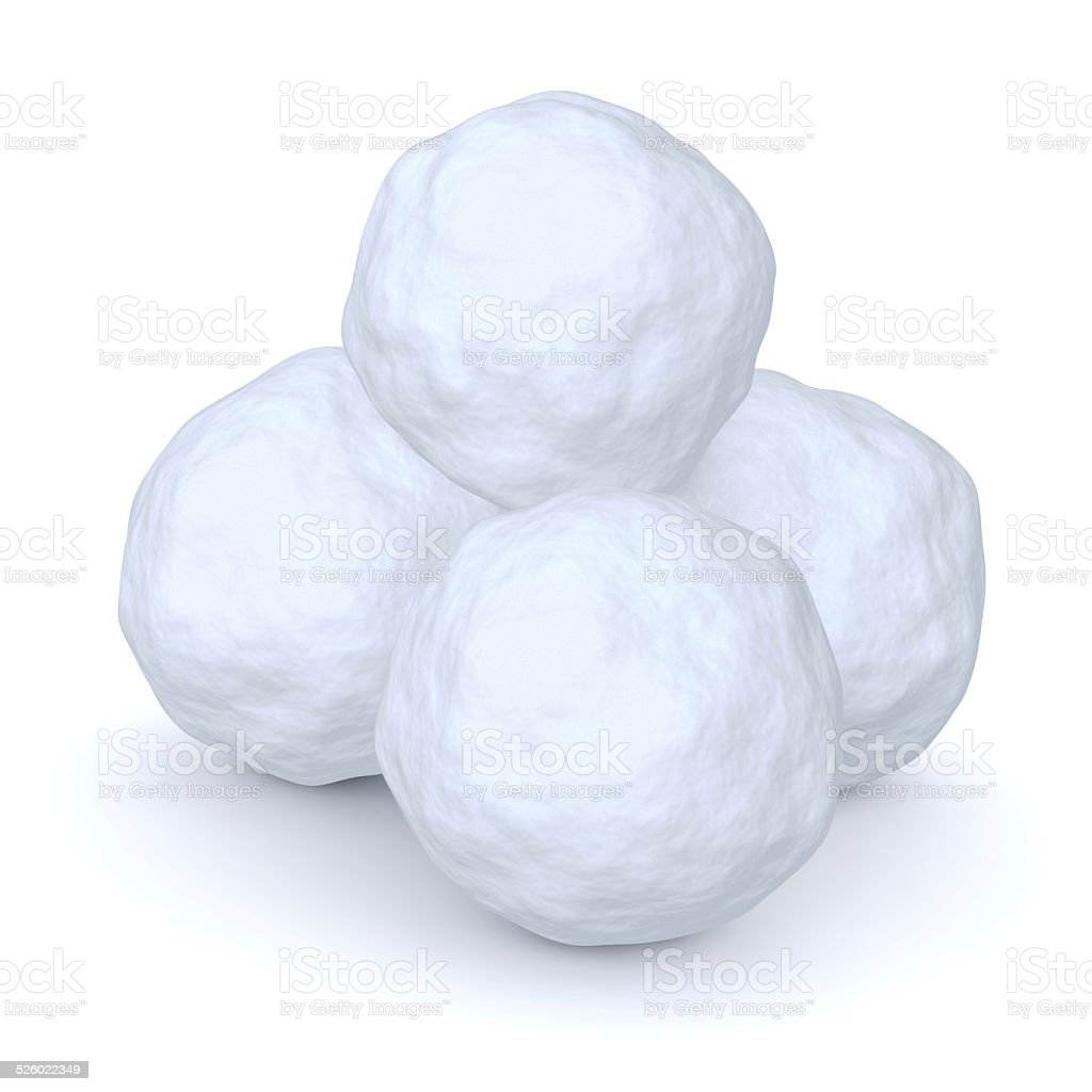 royalty free pile of snowballs pictures images and stock