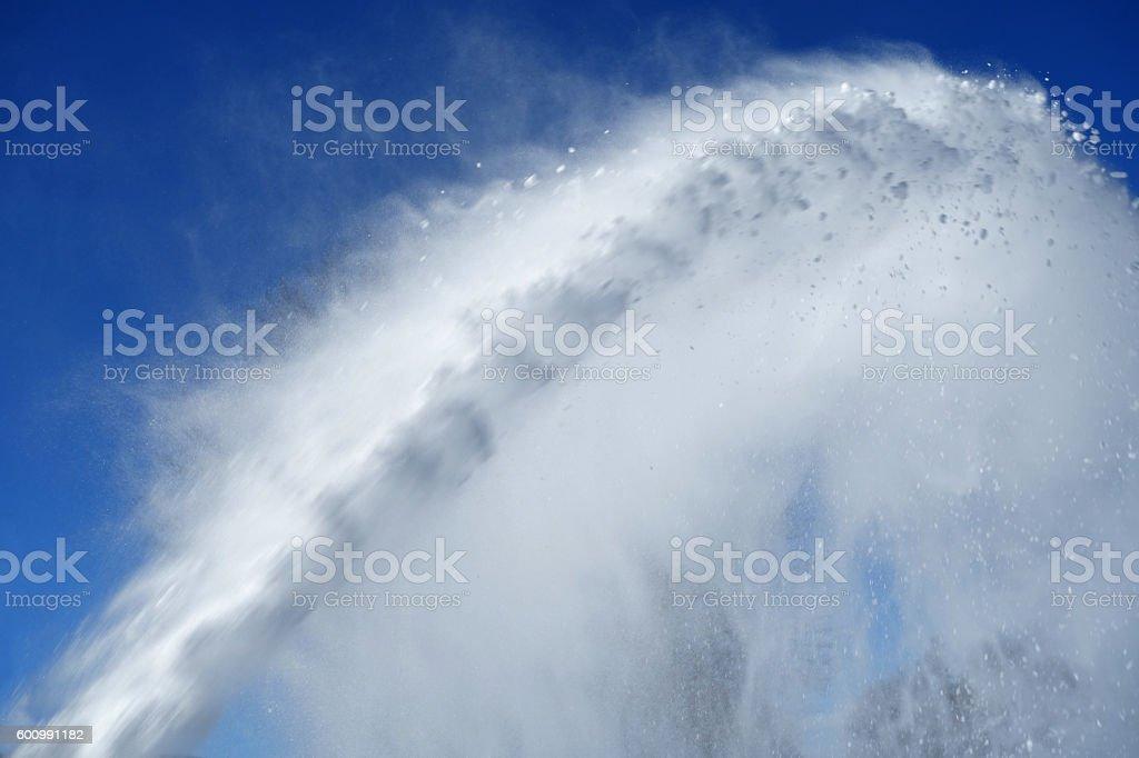 Snowblower Snow stock photo