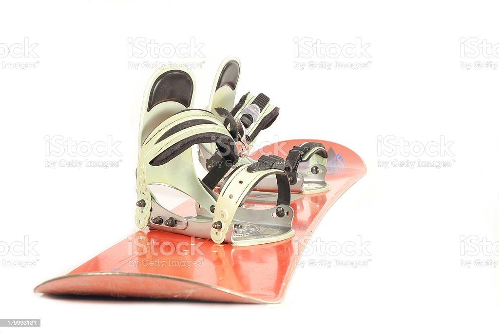 Snowboard royalty-free stock photo