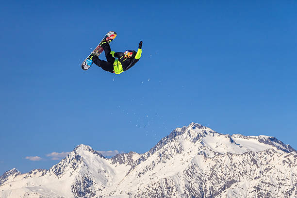 Snowboard rider flying from a ski jump picture id618064576?b=1&k=6&m=618064576&s=612x612&w=0&h=twooklvguiu fmx0q ifqcluo8xtg0x593nbxpr1zhq=