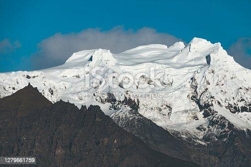istock snowcapped mountain peak, skaftafell nationalpark, iceland 1279661759