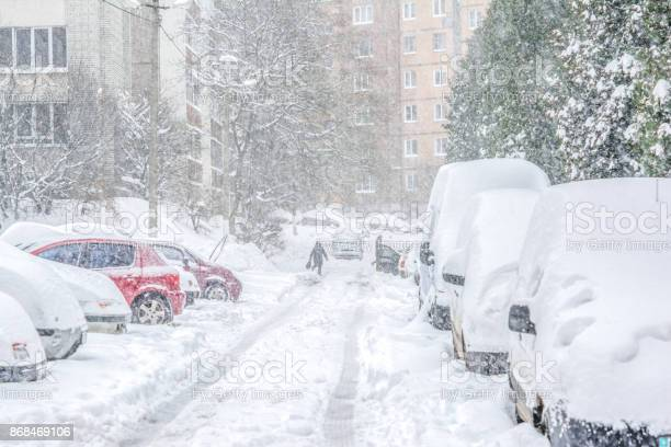 Snowcovered street snowstorm picture id868469106?b=1&k=6&m=868469106&s=612x612&h=agl9b0cwszjhu8m15zbfogf8y5ofsotbqt9ykk79ibi=