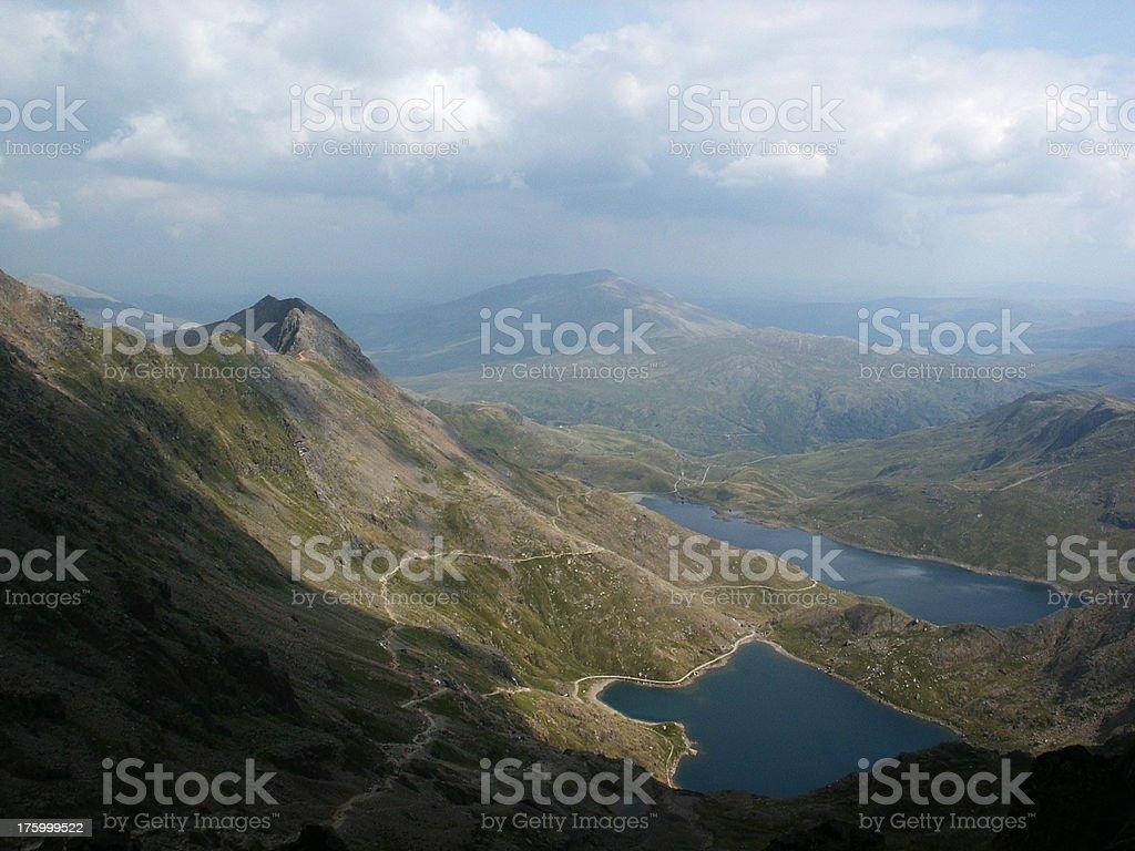 Snowdonia 2 royalty-free stock photo