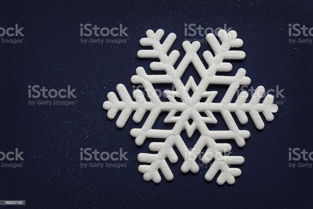 Snowflake royalty-free stock photo