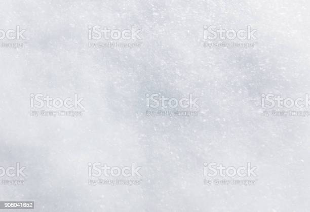Photo of Snowflakes Background
