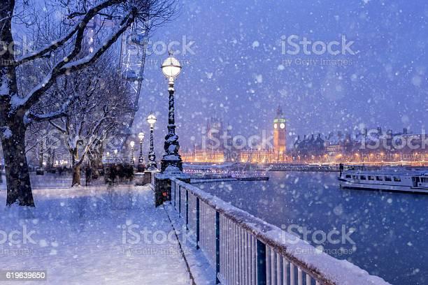 Snowing on jubilee gardens in london at dusk picture id619639650?b=1&k=6&m=619639650&s=612x612&h=ftmxfpxemejc37kiqo8piaj5er17oxqzeb xrlkha5q=