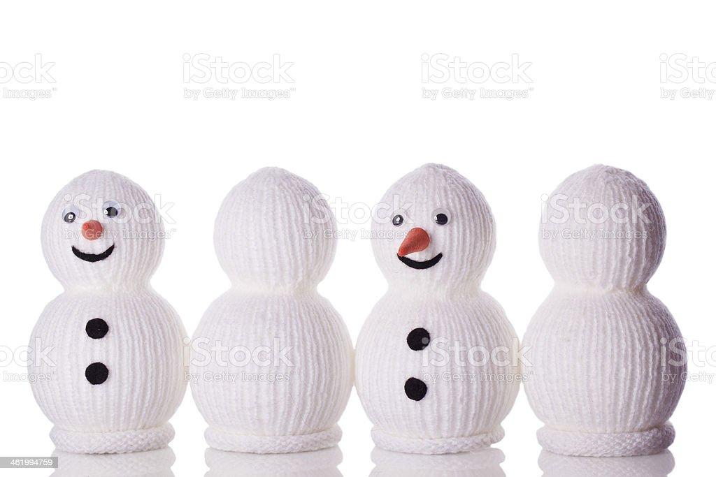 10 Crochet Amigurumi Snowman Free Patterns | Crochet christmas ... | 683x1024
