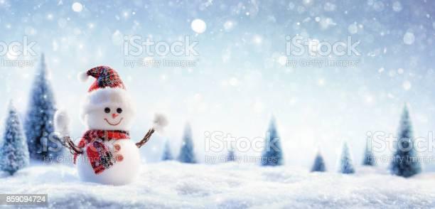 Snowman in wintry landscape picture id859094724?b=1&k=6&m=859094724&s=612x612&h=iyfexxveur6ytxesxfikl64tac3c16q1ucpjyo6zkq0=
