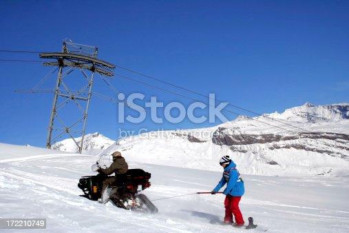 istock snowmobile 172210749