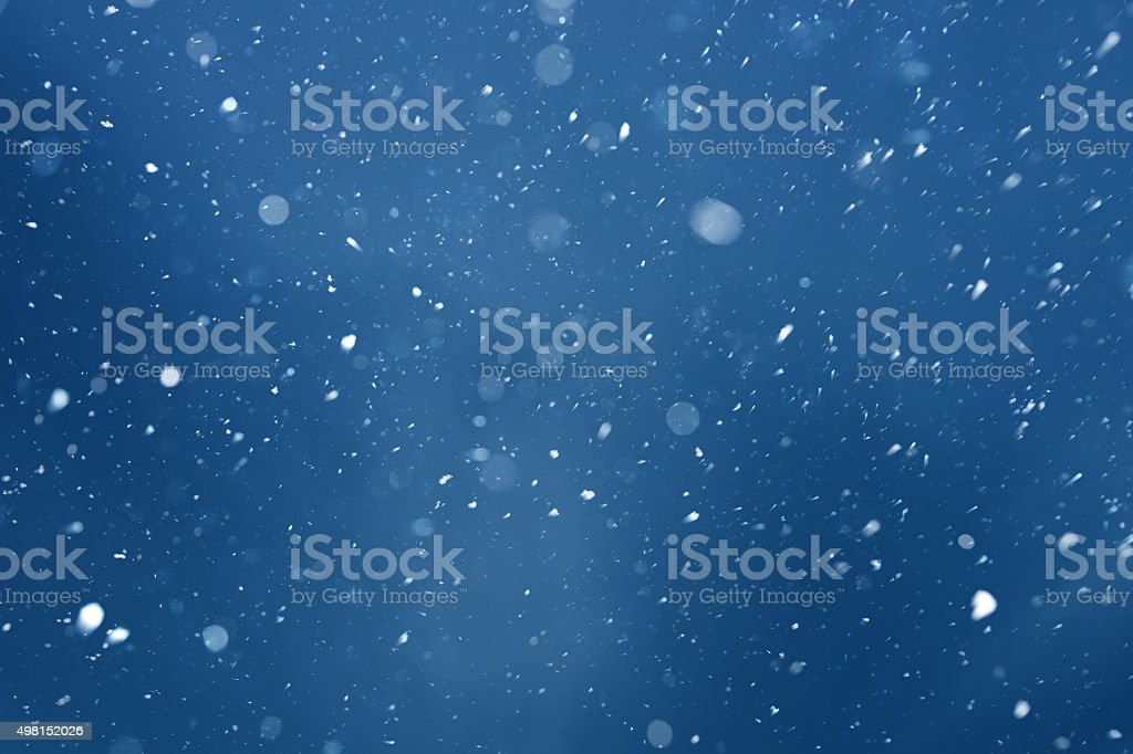 Schnee Hintergrund – Foto