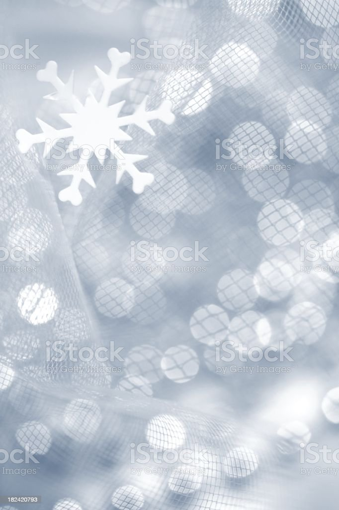 Snowy Effect Background royalty-free stock photo