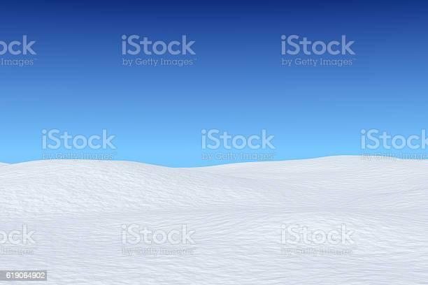 Snowy field under blue sky picture id619064902?b=1&k=6&m=619064902&s=612x612&h=oi1rbjkj8l eaggcxrbjlcvjsqrmfbf xjhisw5ce6e=