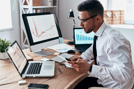 So Busy Stock Photo - Download Image Now